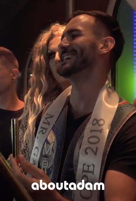 MR GAY GERMANY 2018 - Das Finale