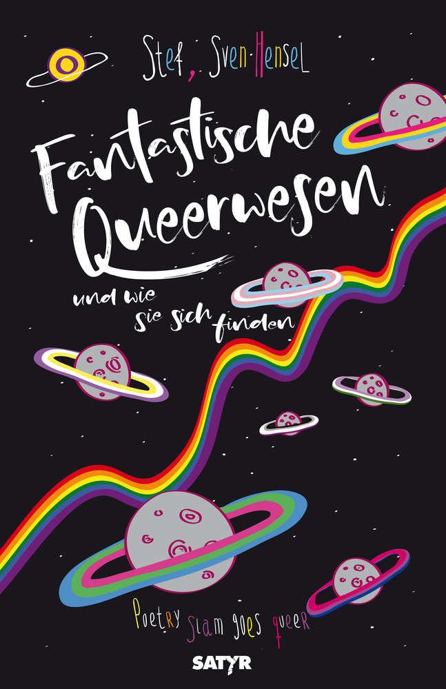 Fantastische Queerwesen und wie sie sich finden. Poetry Slam goes queer