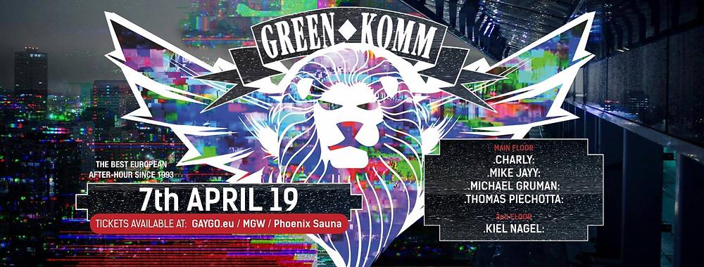 Green Komm im März 2019