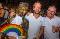 Benidorm Pride 2019 - Abschlussparty
