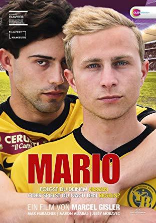 Mario - von Marcel Gisler