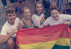 CSD Bielefeld am 16.06.2018