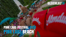Pink Lake Festival 2021  |  Beach Club