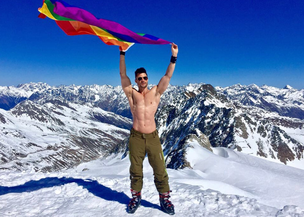 Gay Snowhappening Sölden 2018