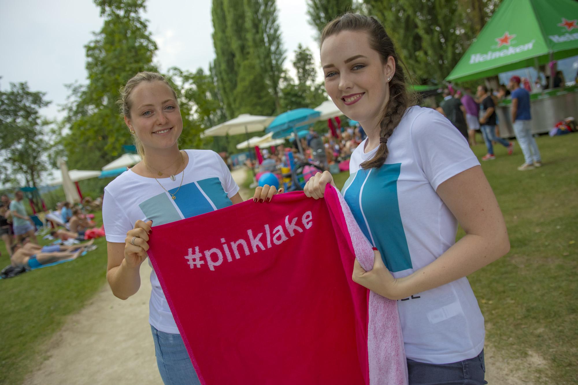 Pink Lake Festival 2019 Pink Island