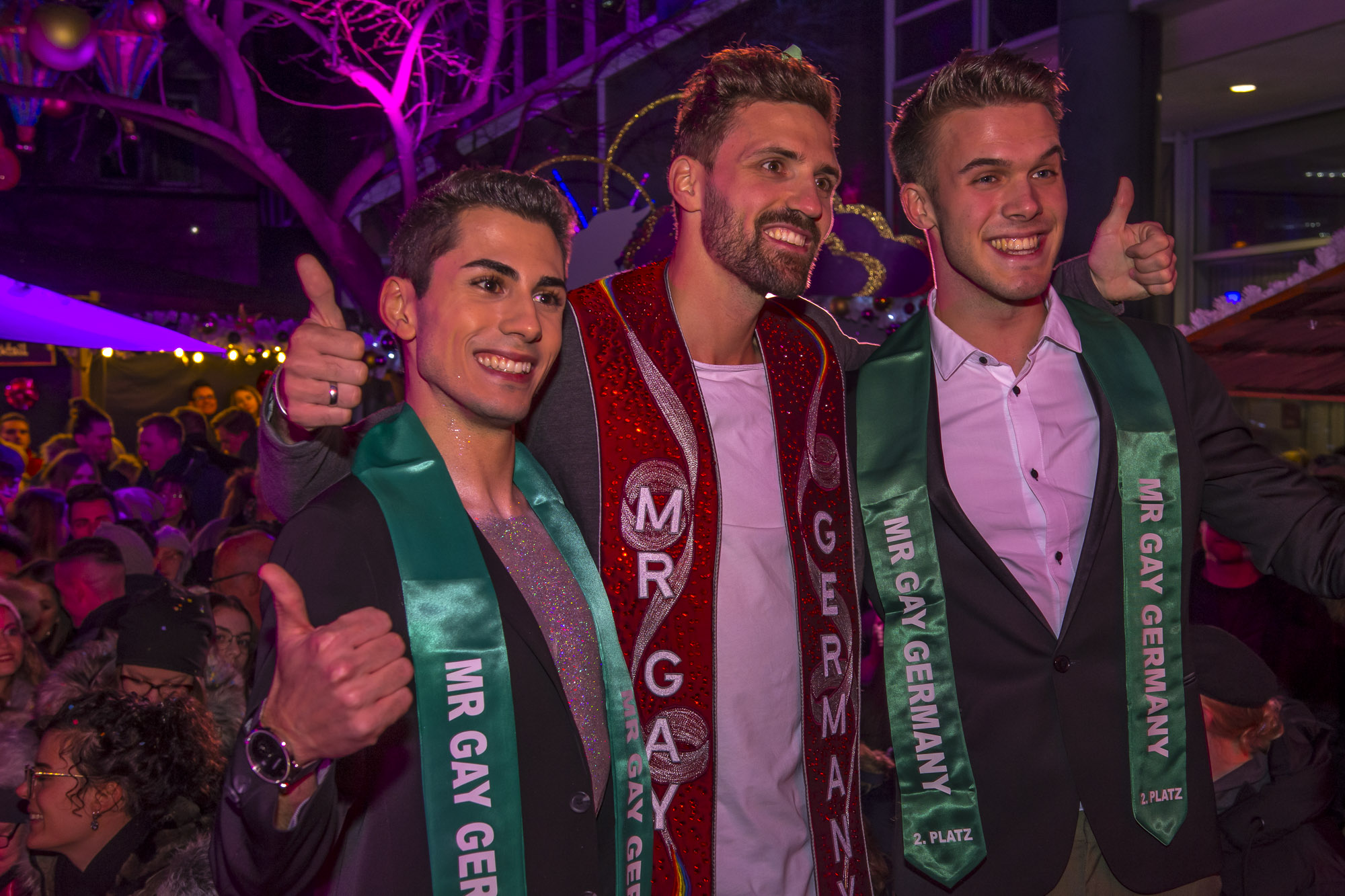 Neuer Mr Gay Germany 2019