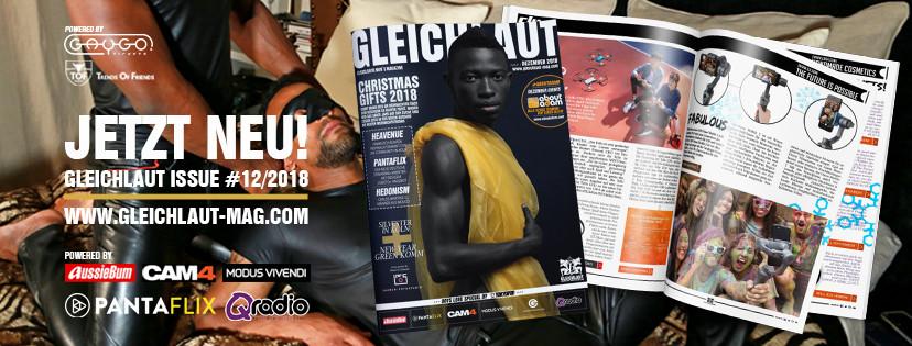 GLEICHLAUT Magazin - Issue August 2018