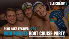 Pink Lake Festival 2021  |  Boat Cruise Party