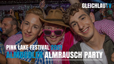 Pink Lake Festival 2021  |  Almdudler Almrausch Party