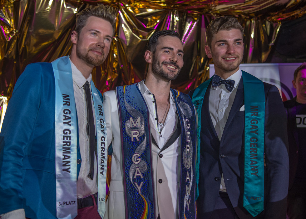 MR GAY GERMANY 2018 - Das große Finale auf der SEXY PARTY COLOGNE