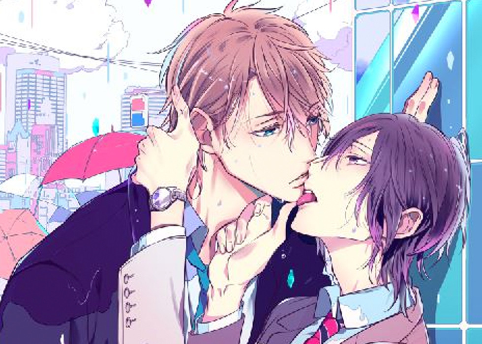 GAY BOYS LOVE by Tokyopop.de