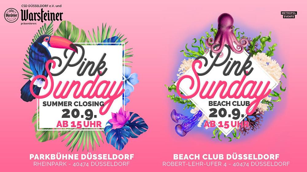Pink Sunday 2020