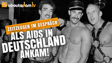 Als Aids in Deutschland ankam!  |  ABOUTADAM