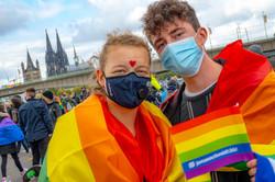 Cologne Pride 2020 - Deutzer Werft