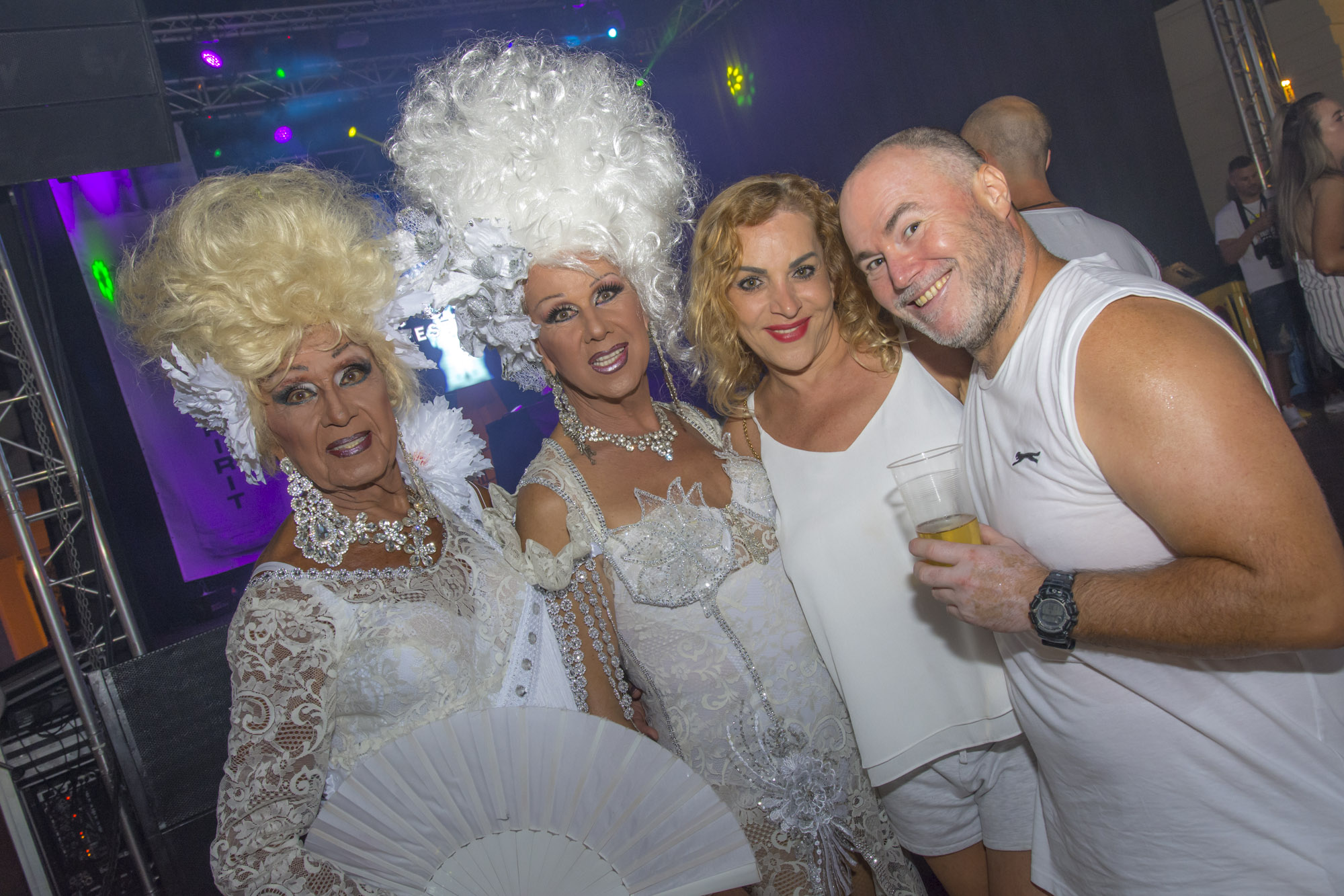 Benidorm Pride 2019 - White Party
