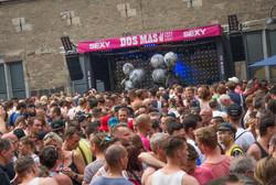 ColognePride 2017 Tanzbühne
