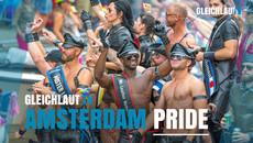 Amsterdam Pride  |  Canal Pride 2019