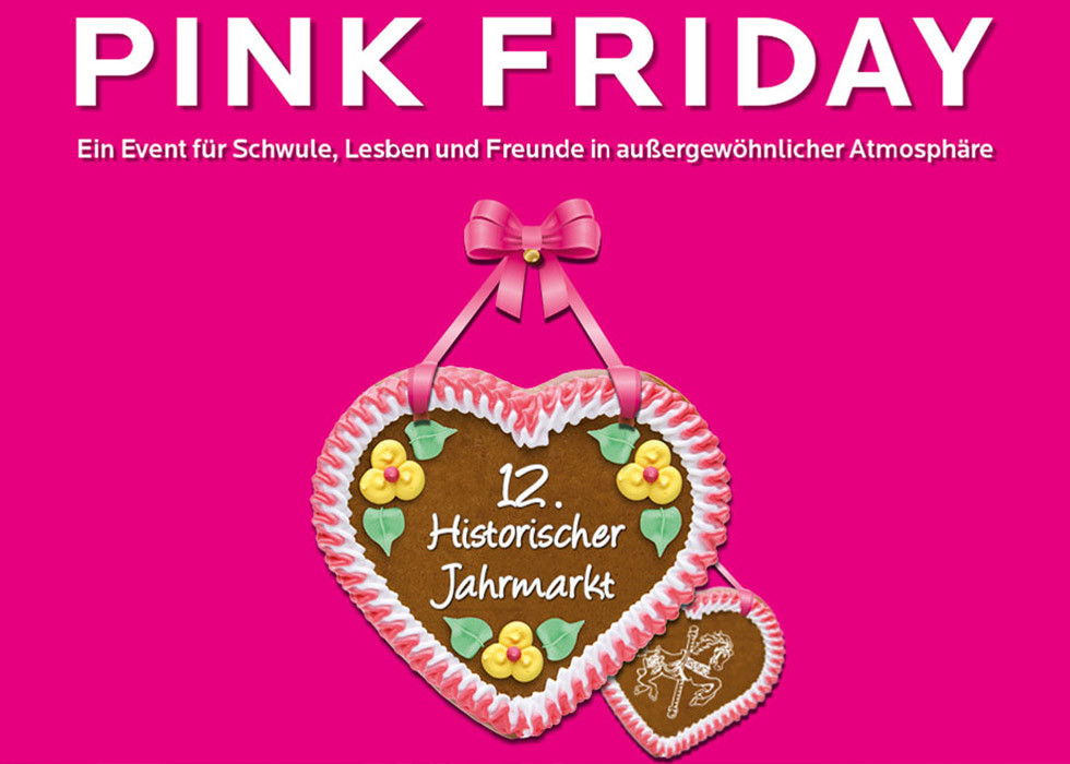 Pink Friday in der Jahrhunderthalle in Bochum