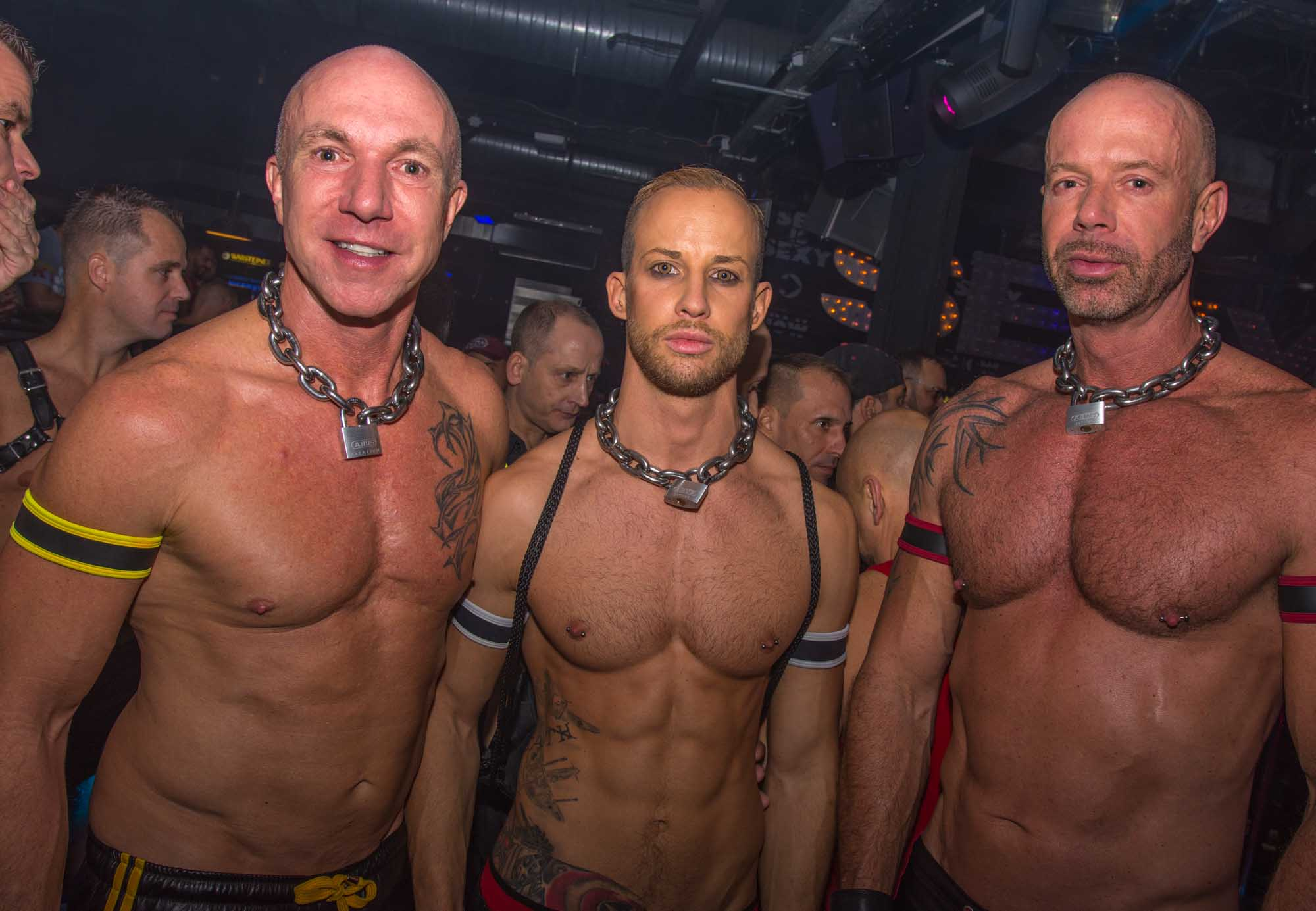 SEXY Party Cologne - Hustlaball 2018