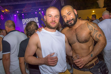 Benidorm Pride 2019 - starsdernacht.de gay party fotos