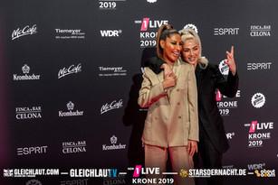 1Live Krone 2019 in der Jahrhunderthalle