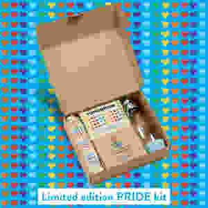 SodaStream Limited edition PRIDE Kit