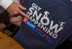 GAY SNOWHAPPENING l WELCOME PARTY