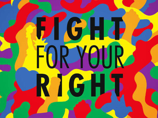 FIGHT FOR YOUR RIGHT