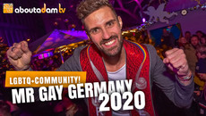 MR GAY GERMANY 2020  |  ABOUTADAM