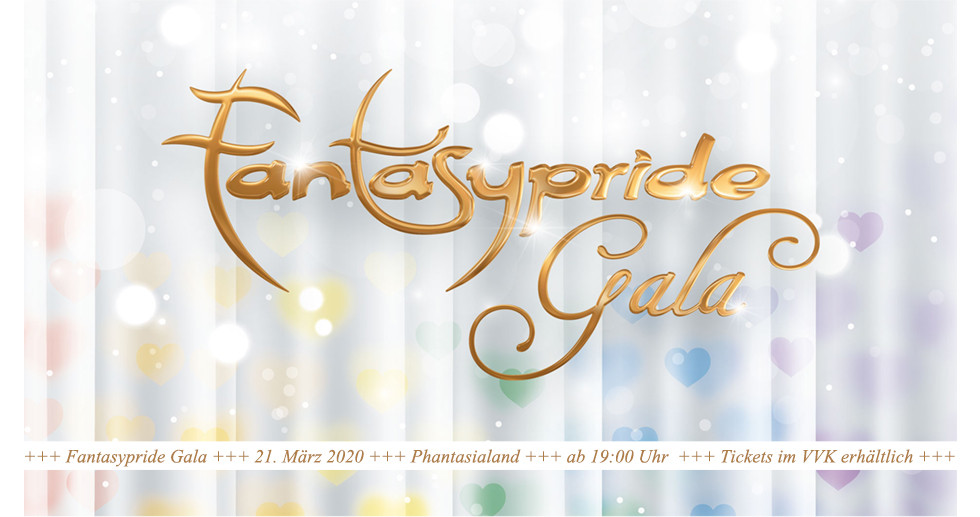 Fantasypride Gala - Die phantastische Benefiz-Gala