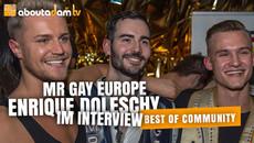Der neue MR GAY EUROPE 2018 kommt aus Deutschland |  ABOUTADAM
