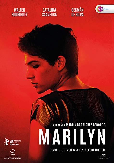 MARILYN von Martín Rodríguez Redondo