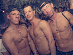 GYM Party Cologne am 02.10.2018