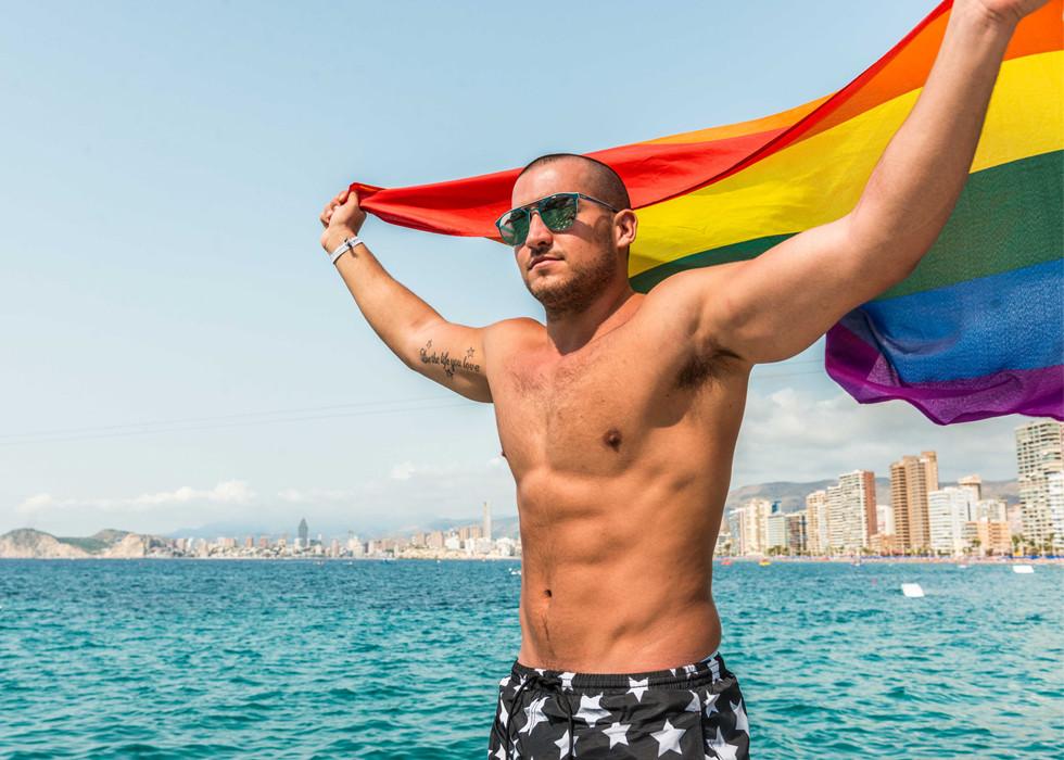 Benidorm Pride 2019 - Alle Infos zu Bendidorm findet ihr auf visitbenidorm.es