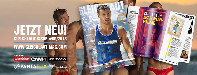 GLEICHLAUT Magazin - Issue Juni 2018