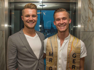 SA l 28.10.2017 l MR GAY GERMANY 2018