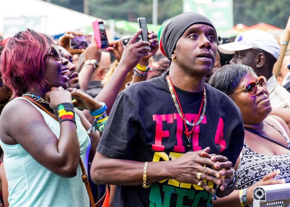 Buju Banton kommt zum Summerjam Festival 2019