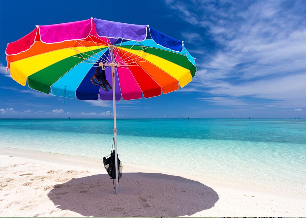 Foto: Fort Jefferson Beach (c) Laurence Norah Florida Keys News Bureau