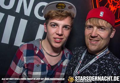 GAYLES l Clou Club Essen, am 16.04.2017