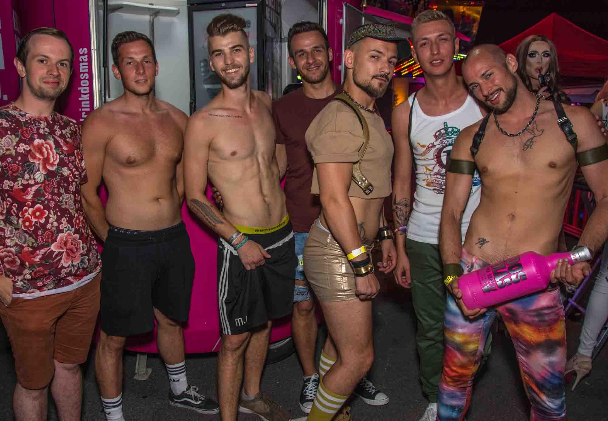 SEXY PRIDE FESTIVAL 2017