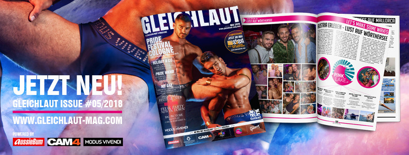 GLEICHLAUT Magazin - Issue Mai 2018