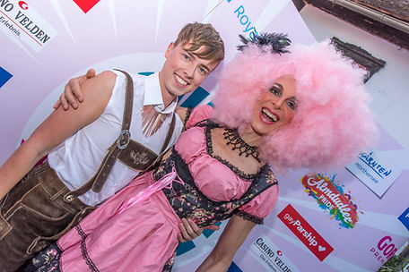 Pink Lake Festival 2019 am Wörthersee