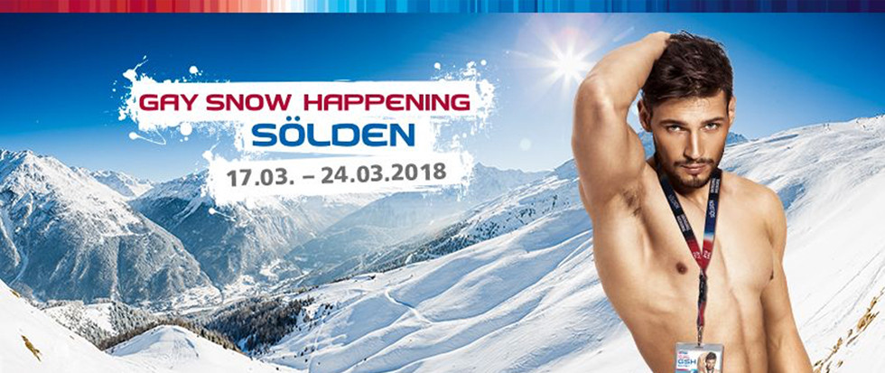 Gay Snowhappening 2018 - Programmheft