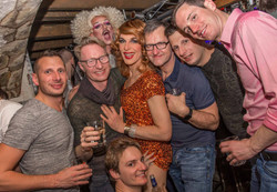 STUDIO 54 PARTY l GAY SNOWHAPPENING