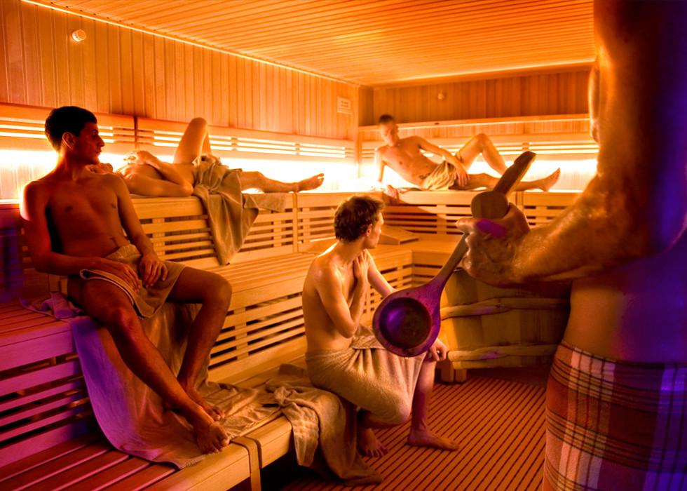 BADEHAUS BABYLON Cologne - die neue finnische Sauna