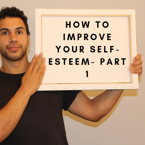 HOW TO IMPROVE YOUR SELF ESTEEM & BODY IMAGE- PART 1 - STOP COMPARING YOURSELF