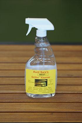 Aunt Sara's Cleaner