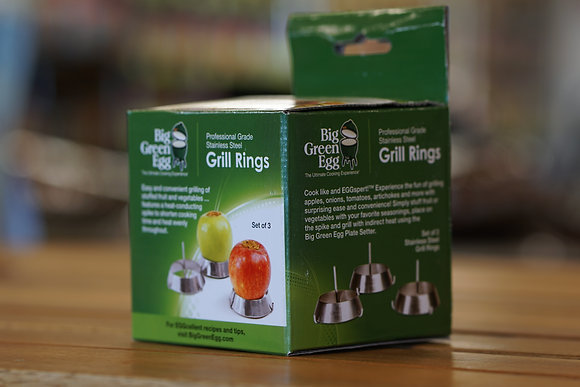 BGE Grill Rings