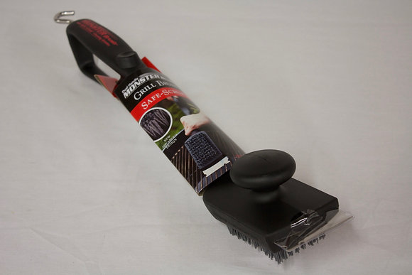 Dual Handle Grill Brush