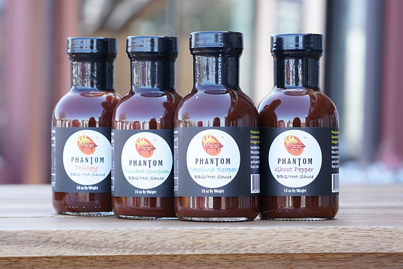 Phantom Hot Sauces